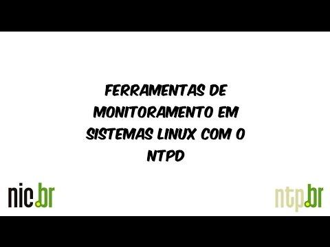 Ferramentas de monitoramento em sistemas Linux com o NTPD