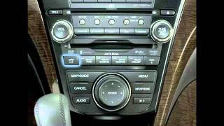 2011 & 2010 Acura MDX Controls Tutorial