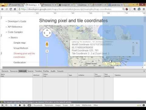 V04 - Google Maps API example