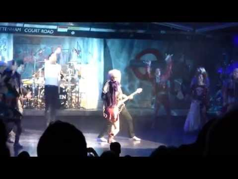 Show Must Go on- Queen - We Will Rock You London final performance