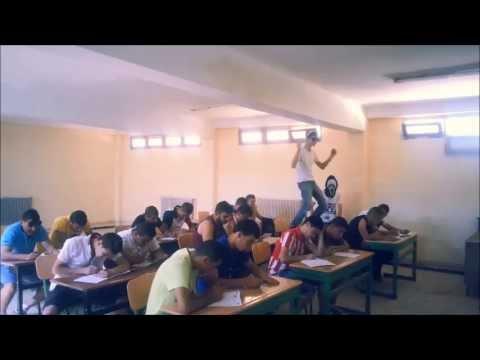 Harlem Shake Version Dz [Lycée Amir Affreville]