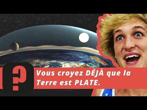 La Terre est plate : La 10ème minute va vous...  - FAKE? 9.1