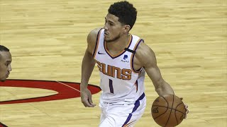 Is Devin Booker MVP Worthy? 36 Pts vs Rockets! 2020-21 NBA Season
