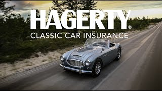 Guaranteed Value Coverage: Hagerty TV Commercials