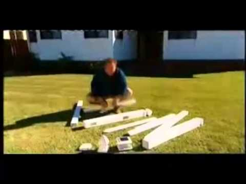 Polvin Fencing Systems On Better Homes And Gardens Youtube