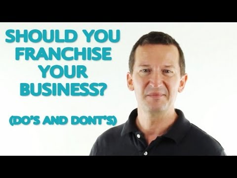 How to Franchise Your Business - (All Explained)