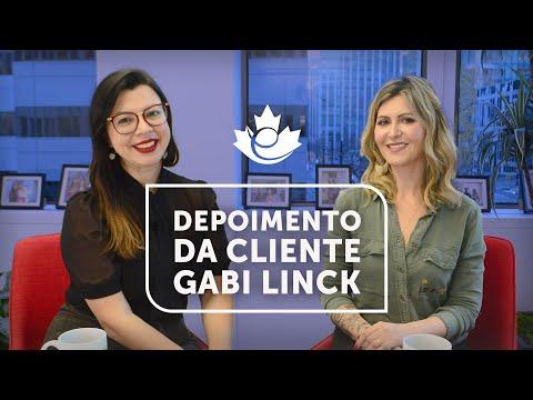 COMO É MORAR NO CANADÁ | DEPOIMENTO DA CLIENTE: GABI LINCK