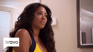 RHOA: Was Kenya Moore Disrespectful of Phaedra Parks' Marriage? (Season 9, Episode 18) | Bravo