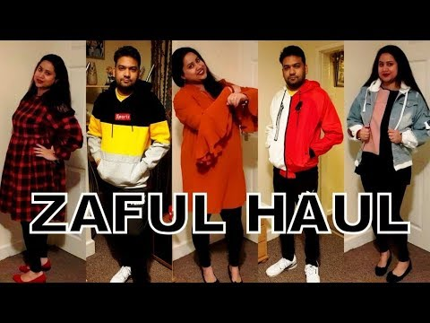 [VIDEO] - STYLISH WINTER CLOTHING || Men & Women Clothing Haul From Zaful || Winter Lookbook 2