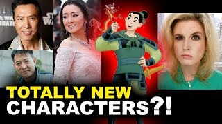 Disney's Live Action Mulan - Donnie Yen, Jet Li, Gong Li - REACTION