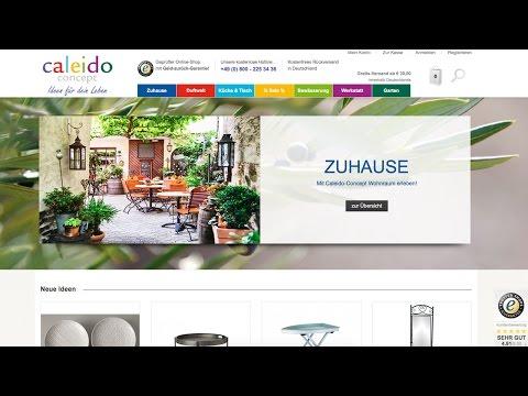 Caleido-Concept Gutschein einlösen auf Gutscheine.de