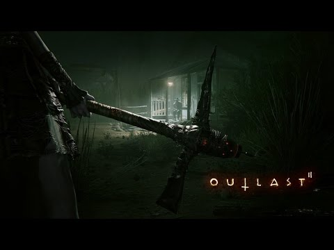 Outlast 2 Trailer Oficial - Primer Gameplay 2016