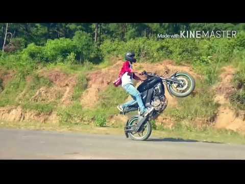 Manipur stunt video | By Farhan YG STUNNER | Manipur