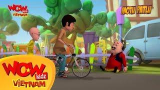 Motu Patlu Superclip 2 - Hai Chàng Ngốc - Cartoon Movie - Cartoons For Children