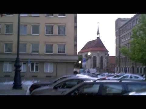 Walk from the Vltava to my Apartment - PV41