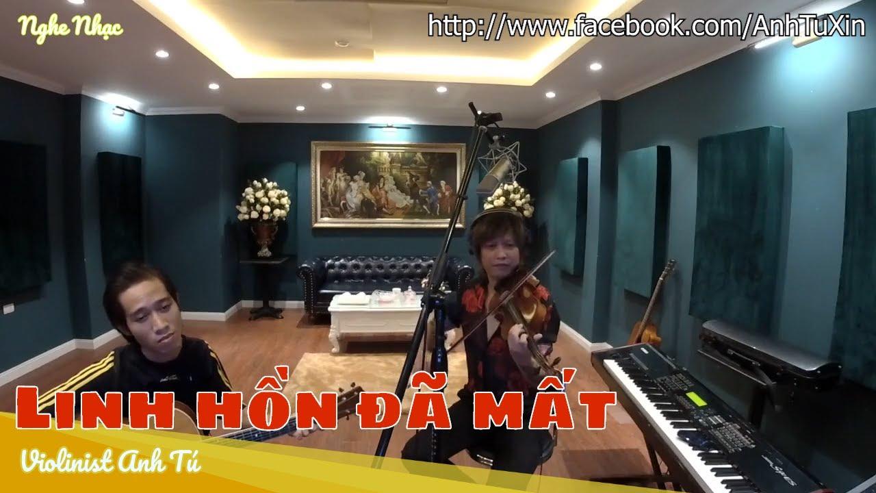 Linh hồn đã mất | Violin cover Tú Xỉn vs Guitar Duy Phong | Cut from Mr Tú Xỉn Livestream #99