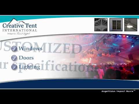 Creative Tent International Inc.  sc 1 st  YouTube & Creative Tent International Inc. - YouTube