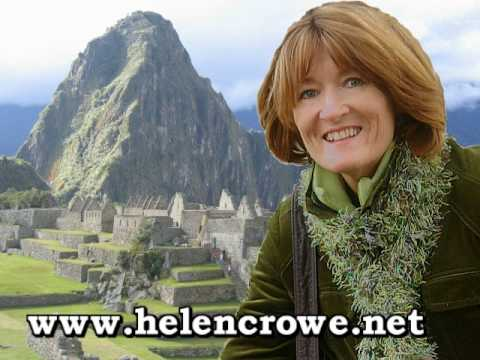 Helen Crowe's charity trek to Machu Picchu PERU