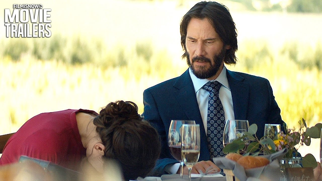 "Keanu Reeves, Winona Ryder In ""DESTINATION WEDDING"" BEST 'MOV"
