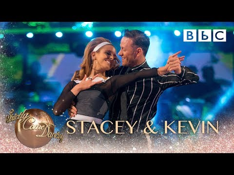 Stacey Dooley & Kevin Clifton Foxtrot to 'Hi Ho Silver Lining' by Jeff Beck - BBC Strictly 2018