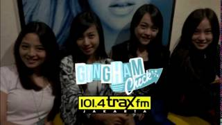 JKT48 Gingham Check Acoustic in Trax FM AKB48 武藤十夢がマジ激怒!...