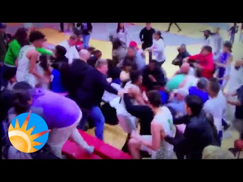 Fight Breaks Out After Skyline-Cesar Chavez Basketball Game