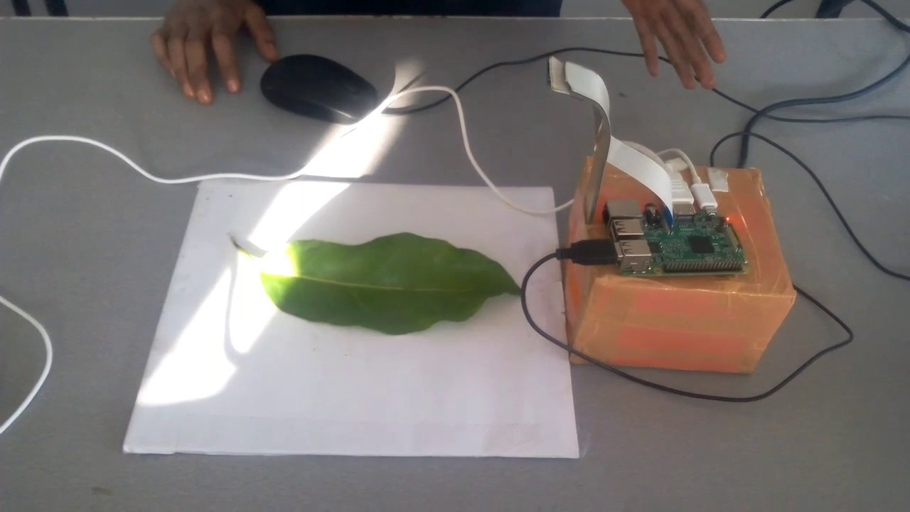 Plant leaf disease detection using image processing