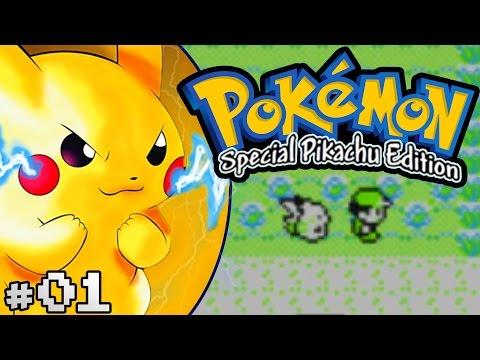 Pokemon Yellow 3DS VC Part 1 The Nostalgia Gameplay Walkthrough