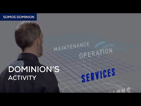 Dominion's activity: what does it do and how does it add value.