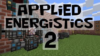 Applied Energistics 2 Tutorial #13 - Quantum Network Bridge (MC 1.7.10)