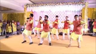 Dhakar Pola Holud Dance