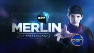 Мерлин - Сезон 5 - Австралийски трейлър