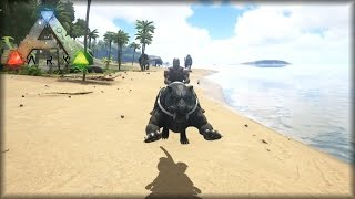 Ark Survival Evolved #49 - Finalmente Lar Doce Lar!