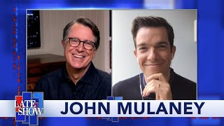John Mulaney Has Been Seeing His Therapist Over Zoom