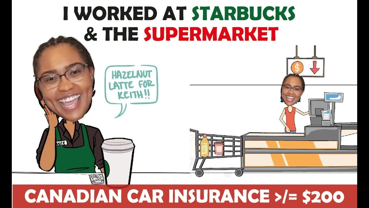 YOUR CANADIAN CAR INSURANCE WILL BE MINIMUM $200 Monthly ...