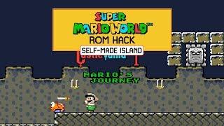 Castlevania 1 - Mario's Journey | Hack of Super Mario World (2013)