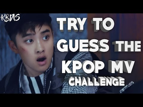 TRY TO GUESS THE KPOP MV | KPOP CHALLENGE