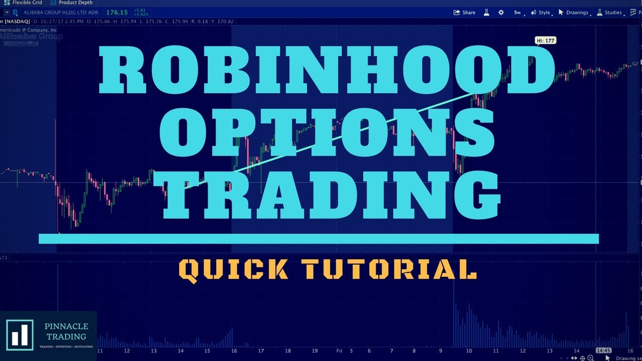 Trade options on robinhood