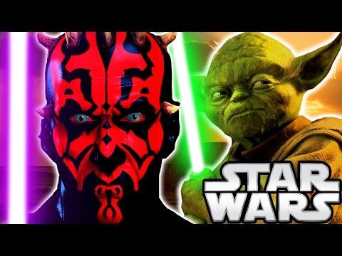 What if Yoda Trained Darth Maul? (ANIMATED) - Star Wars Theory