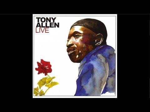 Tony Allen - Tony allen Live