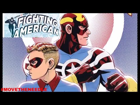 Captain America Comic Books Can Be Cancelled Now Fighting American Is Here