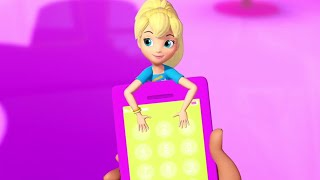 Polly Pocket | Best of Polly! - 30 Minutes | Cartoons for Children | Cartoons for Girls | Dolls