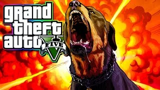 CHEST BUMP GONE WRONG! - GTA 5