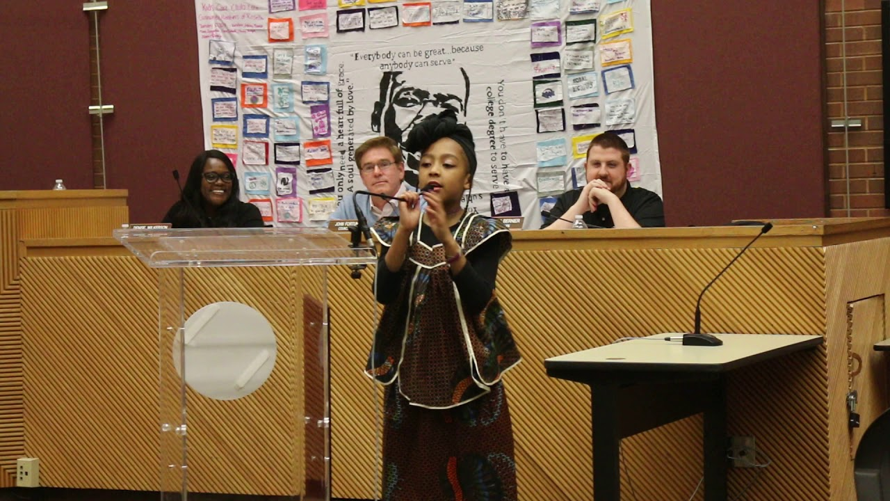 Roselle Council Presents Proclamations in Honor of Black
