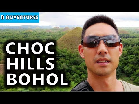 Bohol Tour: Chocolate Hills, Philippines S3, Travel Vlog #84
