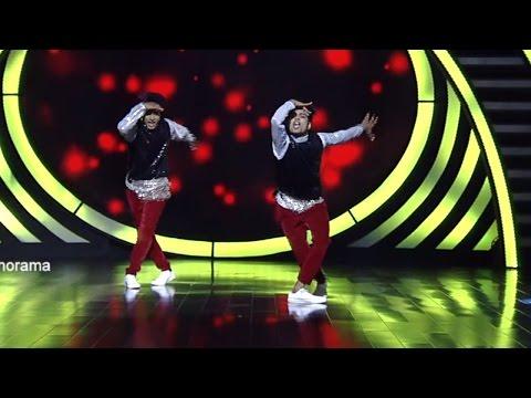 D3 D 4 Dance I Shameer & Vishnu - Otharupa tharen I Mazhavil Manorama