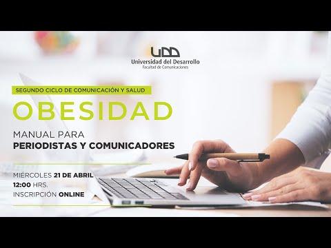 Segundo ciclo de Comunicación y Salud: Obesidad - Manual para periodistas y comunicadores