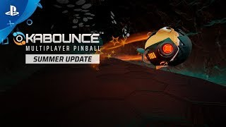 Kabounce - Summer Update Announce Trailer | PS4