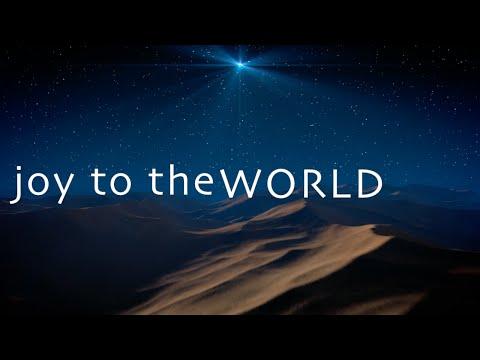 Joy to the World w/ Lyrics (Jeremy Camp)