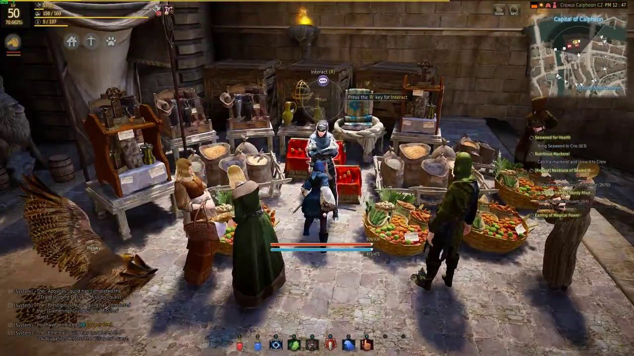 BDO Daily Quest: Wine Delivery for the Banquet